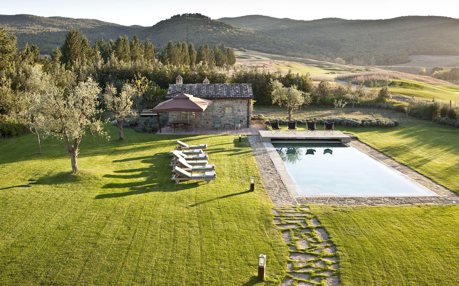 Luxury Villa Villa Biondi Tuscany Italy Europe Photo