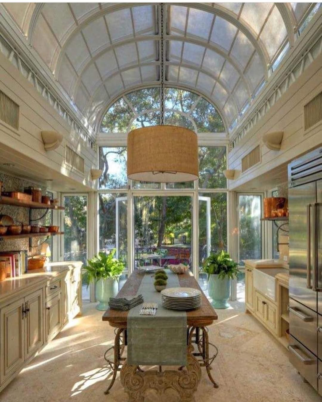 Romantic Homes Decorating: Pin By Judith Blue On Kitchens