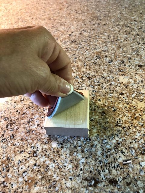 Photo of How to convert wood mount stamps to cling mount