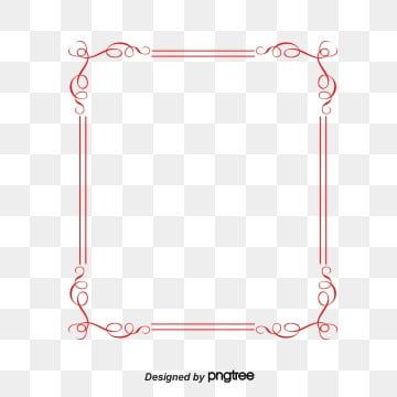 Red Line Border Vector Wireframe Vector Wireframe Wireframes Material Vector Material Wireframe Png Transparent Clipart Image And Psd File For Free Download Line Border Wireframe Vector