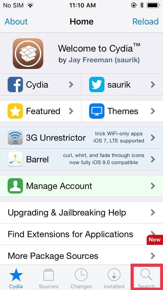 Instagram Dark Mode Hack in Cydia with IGDarkMode Iphone