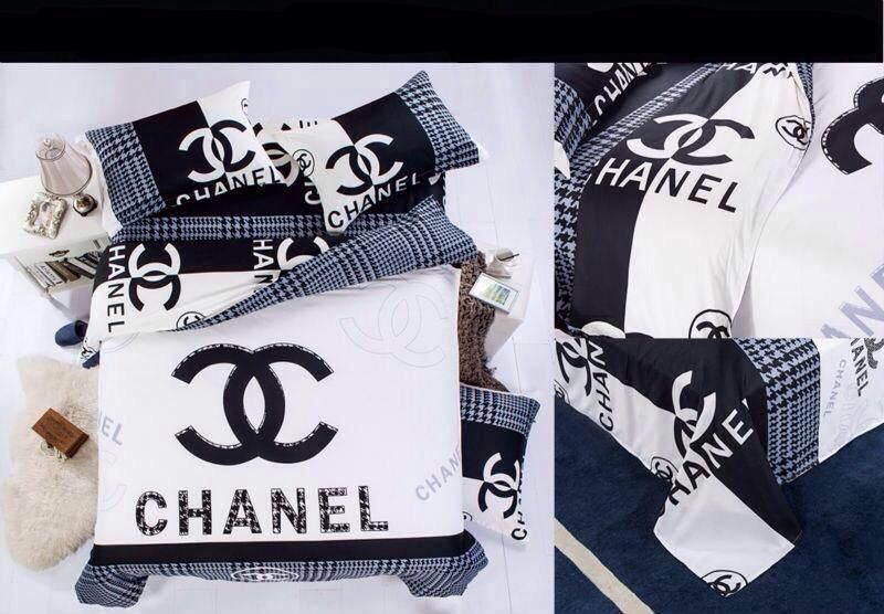bedding set chanel - recherche google | literies de marques