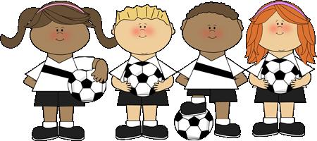 Kids Soccer Clip Art Kids Soccer Image Kids Soccer Soccer Theme Soccer Quotes Girls