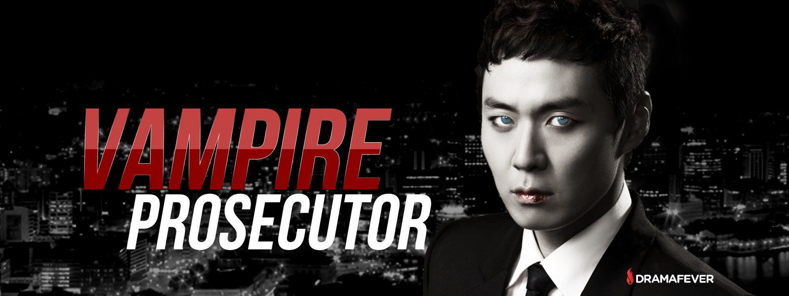 vampire prosecutor - Quirky , touching , heart pounding , and oh so stylish . V N
