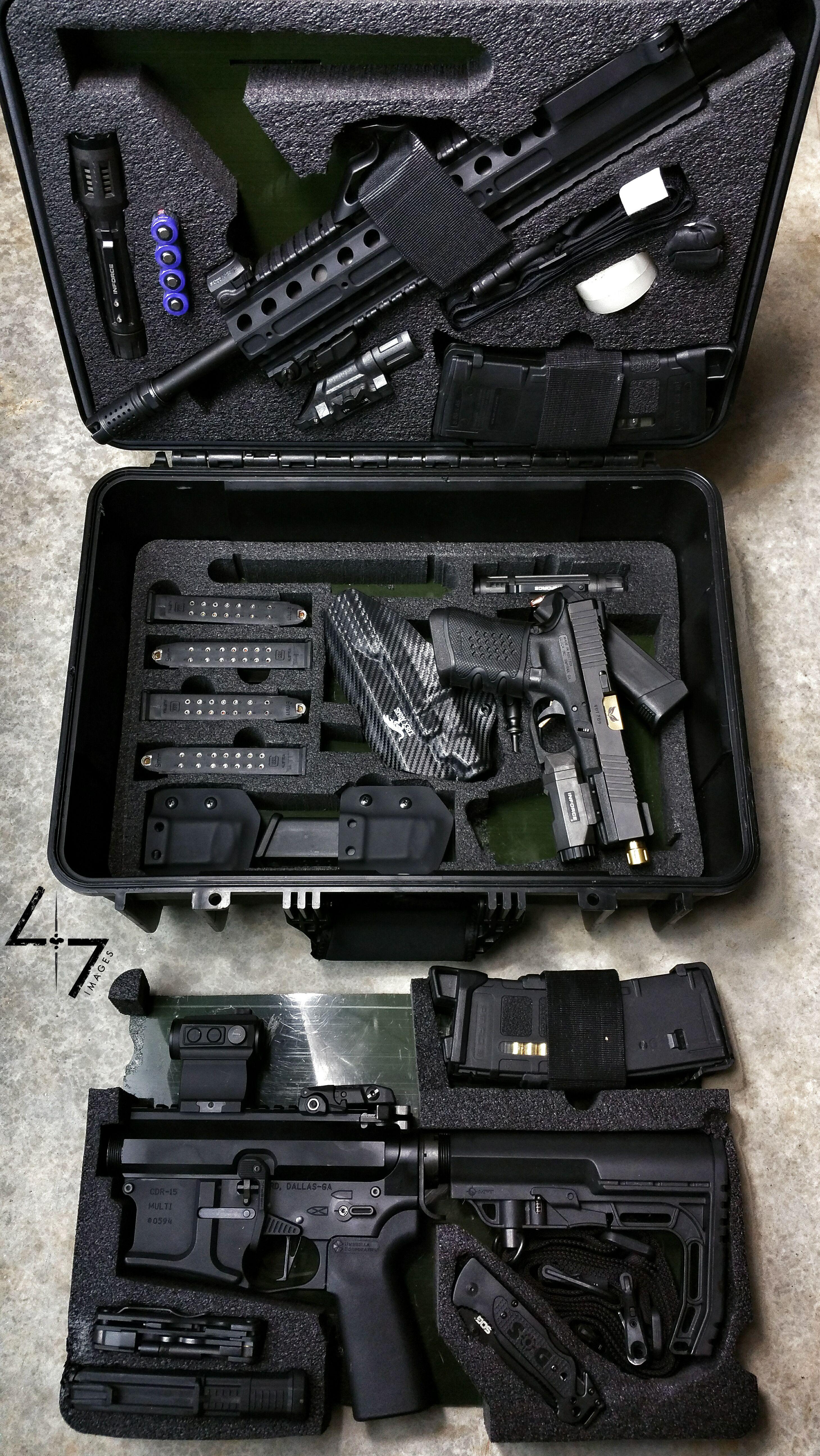 For When Ya Gotta Go Drdtactical Firearm Rifle