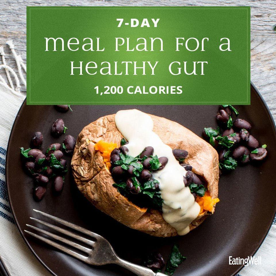 7-tägiger Speiseplan für einen gesunden Darm: 1.200 Kalorien   – Eats