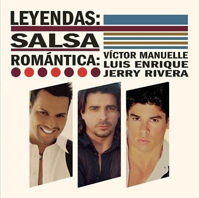 Leyendas Salsa Romantica Victor Manuelle Luis Enrique Y Jerry Rivera 2014 Radio Salsa Music