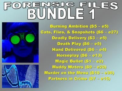 Forensic Files Bundle 1 10 Video Worksheets And More From Marvelous Middle School On Teachersnotebook Com 20 Pages Forensic Files Forensics Middle School