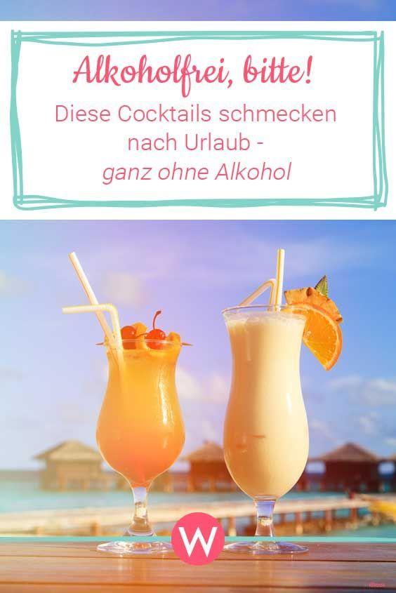 Alkoholfreie Cocktails: Erfrischend leckere Rezepte | Wunderweib