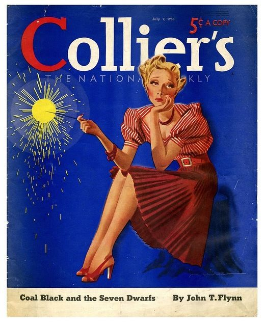 Fizzling out. Collier's Magazine, July 1938