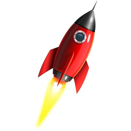 Rocket Ship Vintage Rockets Space Rocket Rocket Ship