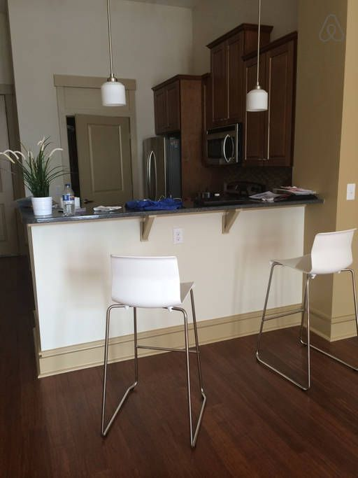 airbnb Durham, NC $80 night - Get $25 credit with Airbnb if you sign up with this link http://www.airbnb.com/c/groberts22