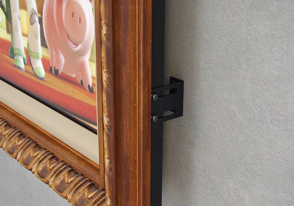 OptiClear Ultra TV Mirror Sample | Deberes