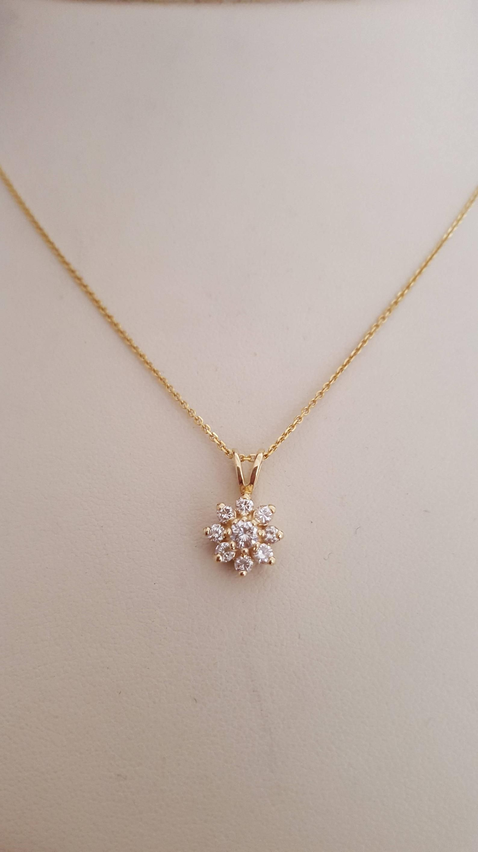 14K 18K Beautiful Gold Pendant Gifts Details about  /Christmas Tree Pendant Yellow Gold in 9K