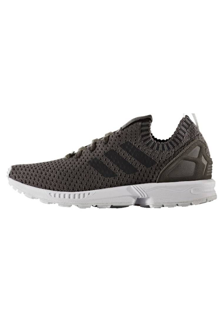adidas Originals. ZX FLUX - Zapatillas - utility grey ...
