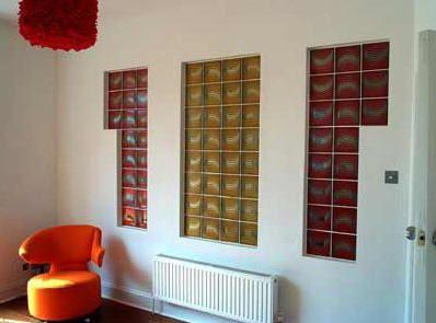 Bloque de vidrio ladrillos de luz pinterest glass - Ladrillos de cristal ...