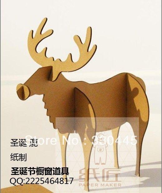 Новогодняя поделка олень своими руками фото 755