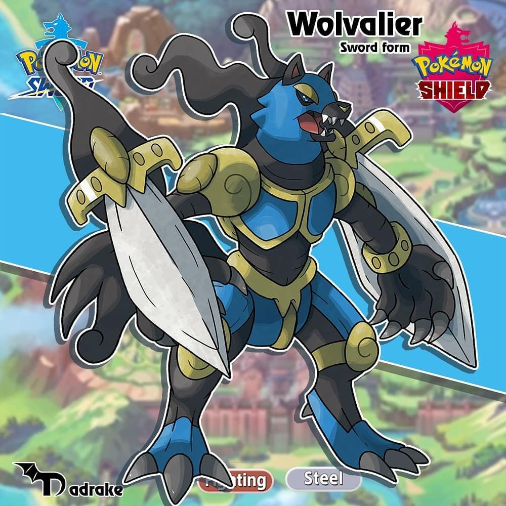 And The Legendary Pokemon For Pokemon Sword What Do You Think