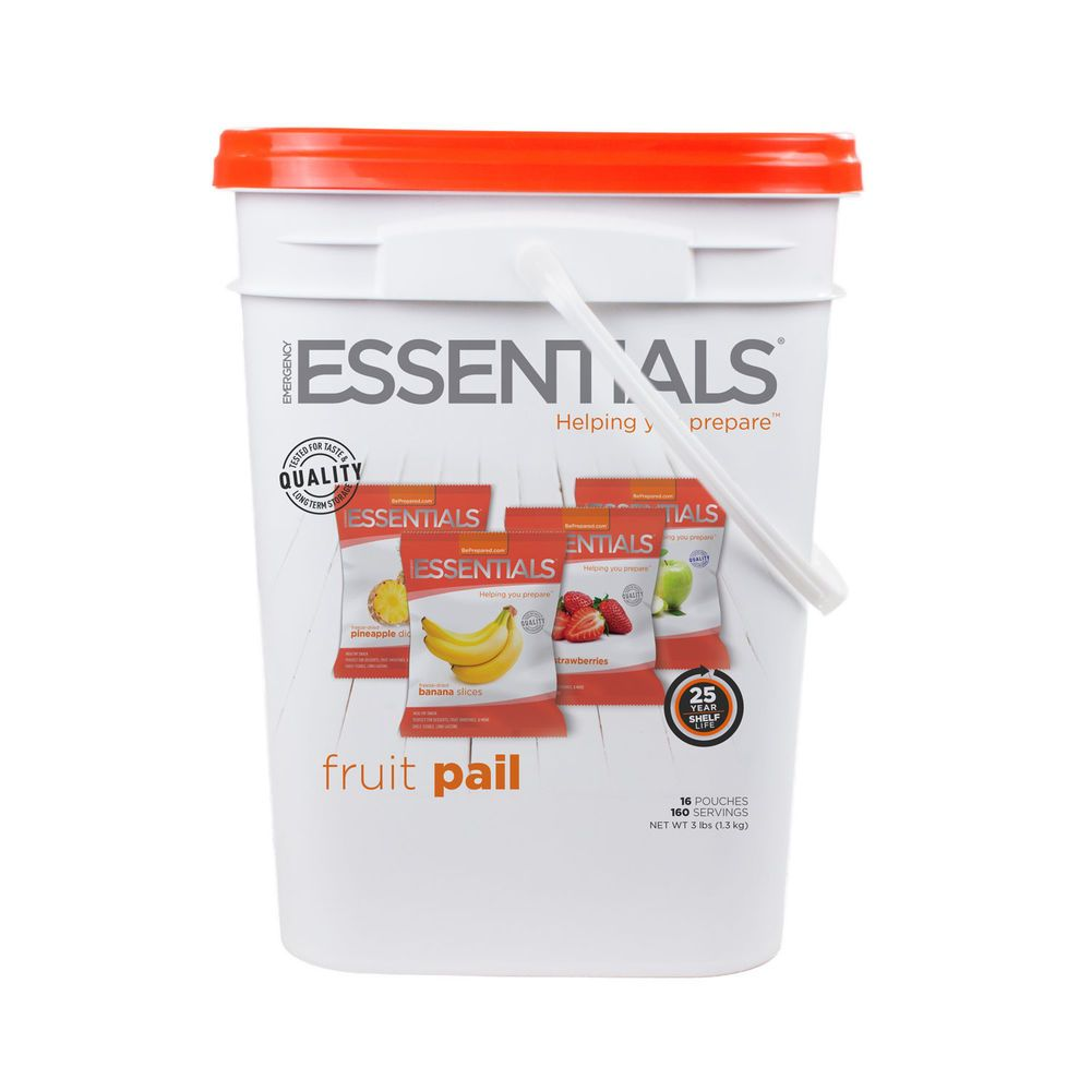 Emergency essentials freeze dried fruit variety pack