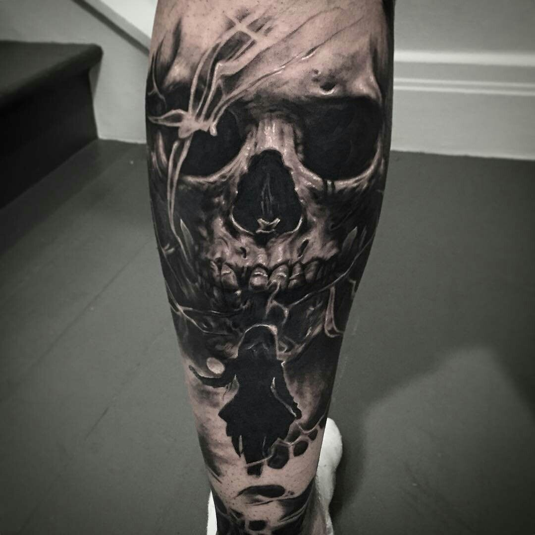 Pin de andres en tattoos pinterest tatuajes calaveras y tatuajes tatuaje gris tatoo tatuajes de calavera crneos y calaveras ideas de tatuajes frivolit perforaciones thecheapjerseys Images