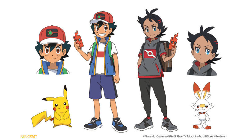 New Pokémon Anime Stars a New Protagonist With Ash