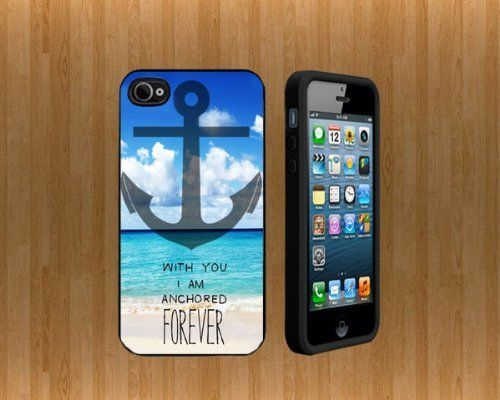 Naval Beach Anchor Quote Custom Case/Cover FOR Apple iPhone 5 BLACK Rubber Case WITH FREE SCREEN PROTECTOR ( Verison Sprint At) by BestGuy-CustomCase, http://www.amazon.com/dp/B00CMYGMEA/ref=cm_sw_r_pi_dp_NivNrb084ZFKK