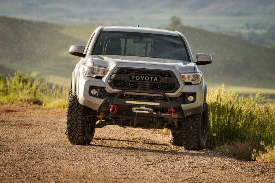 Toyota Overlander Truck Build 3rd Gen (2019) in