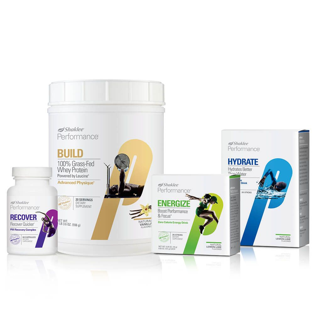 Performance Fitness Pack Unleash Your Inner Athlete