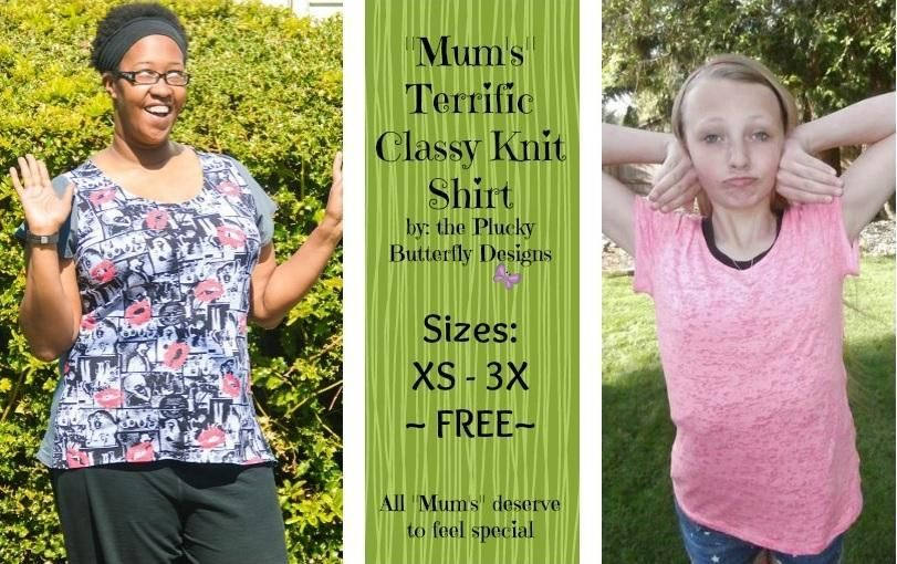 (9) Nombre: 'Costura:' 'Terrific clase Knit Camisa de la momia
