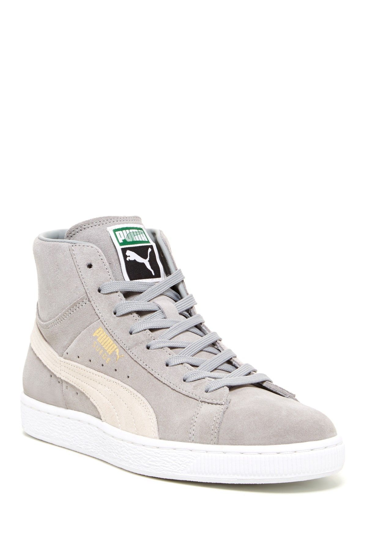 Puma suede, Classic sneakers, Snicker shoes