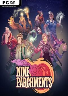 Download Nine Parchments Full Version Pc Game Adventure Games