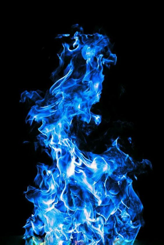 Pin By Heryad Serkewt On Ideas Blue Flames Blue Aesthetic Pictures
