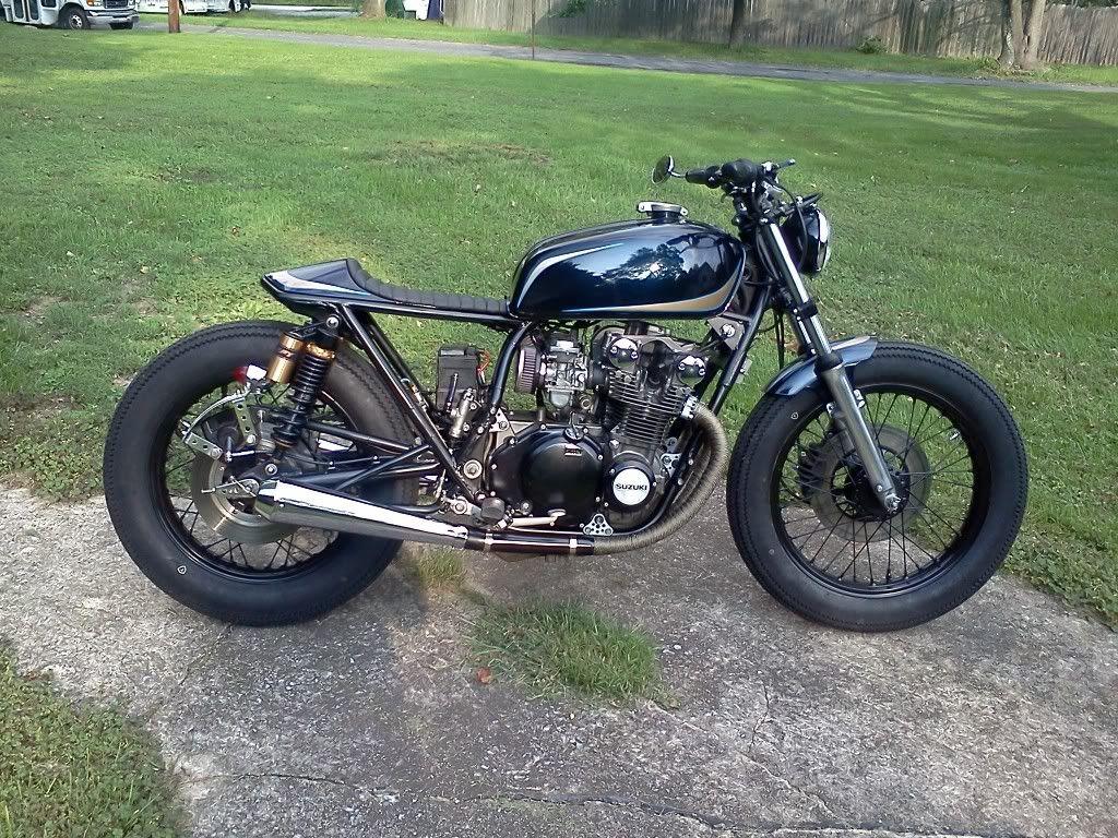 Garageprojectmotorcycles Bobber Motorcycle Bobber Custom Bobber [ 768 x 1024 Pixel ]