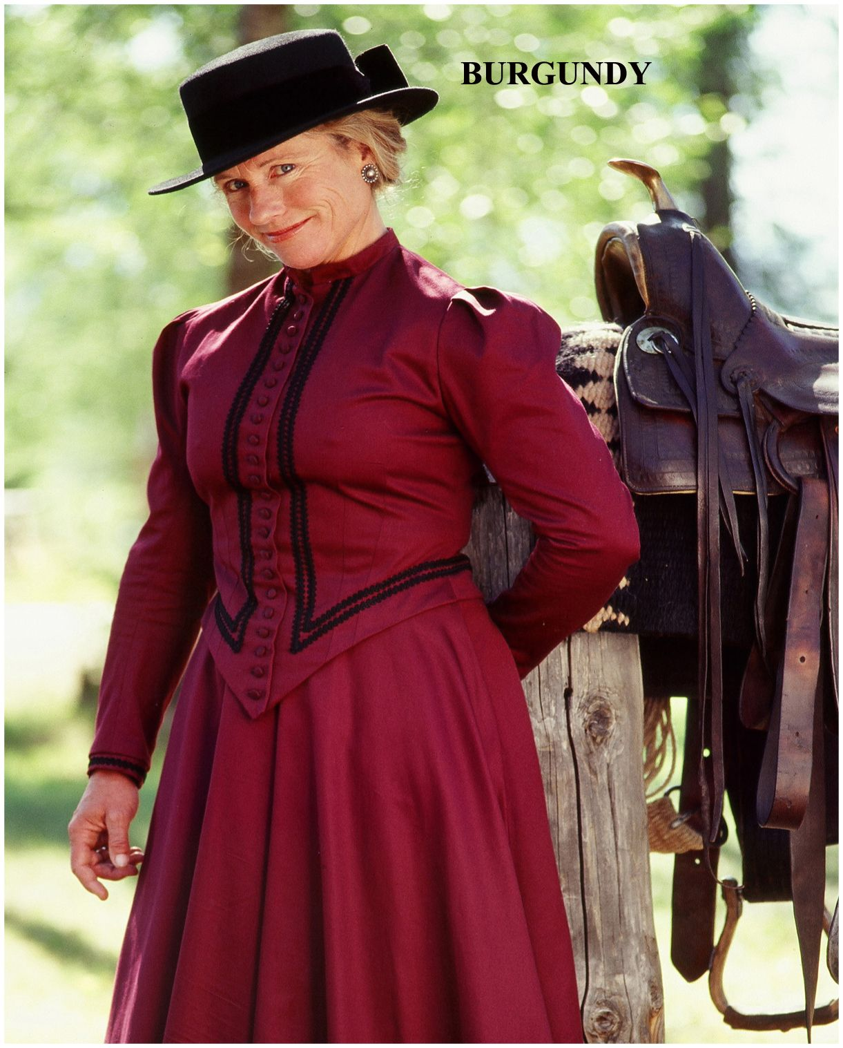 Cattle Kate Riding Clothing Western wear for women