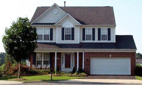 Suburban Home Suburban House American Houses House