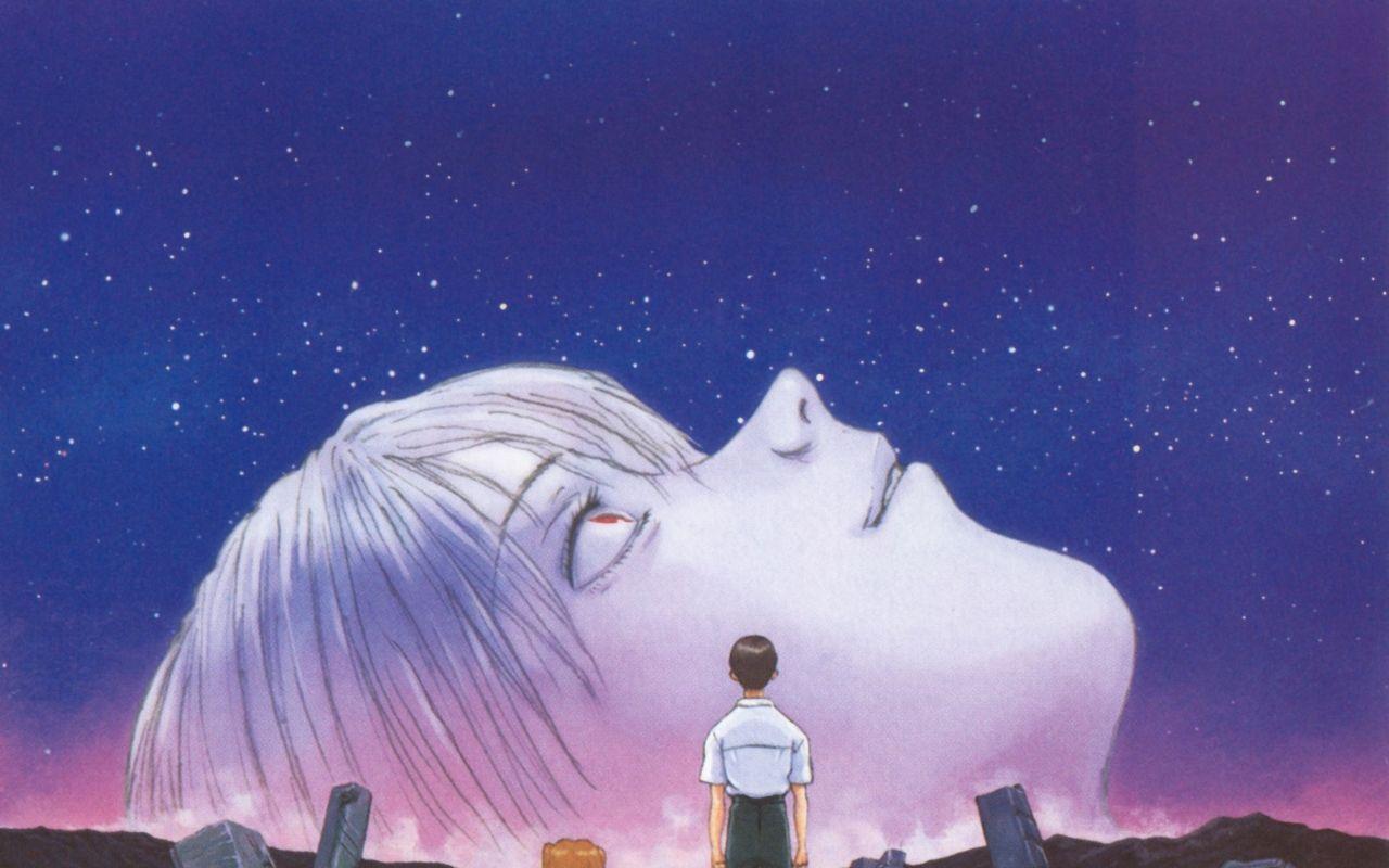 End Of Evangelion Neon Evangelion Evangelion Evangelion Art