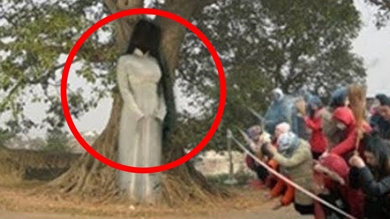 5 Demonios Reales Captado en Video y Visto en la Vida Real ...