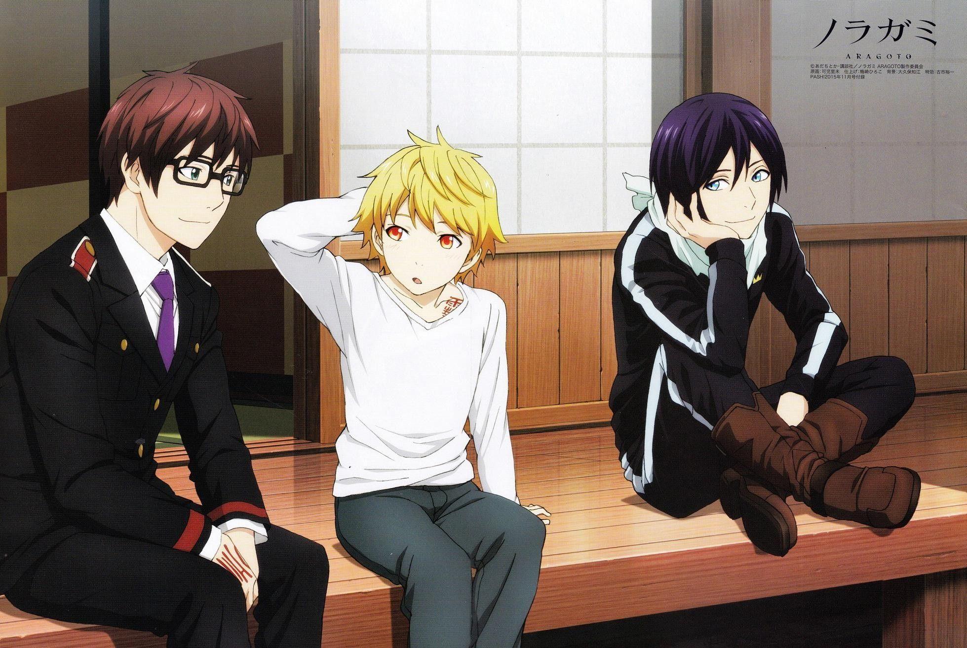 Image__14338 Noragami aragoto, Anime noragami, Anime