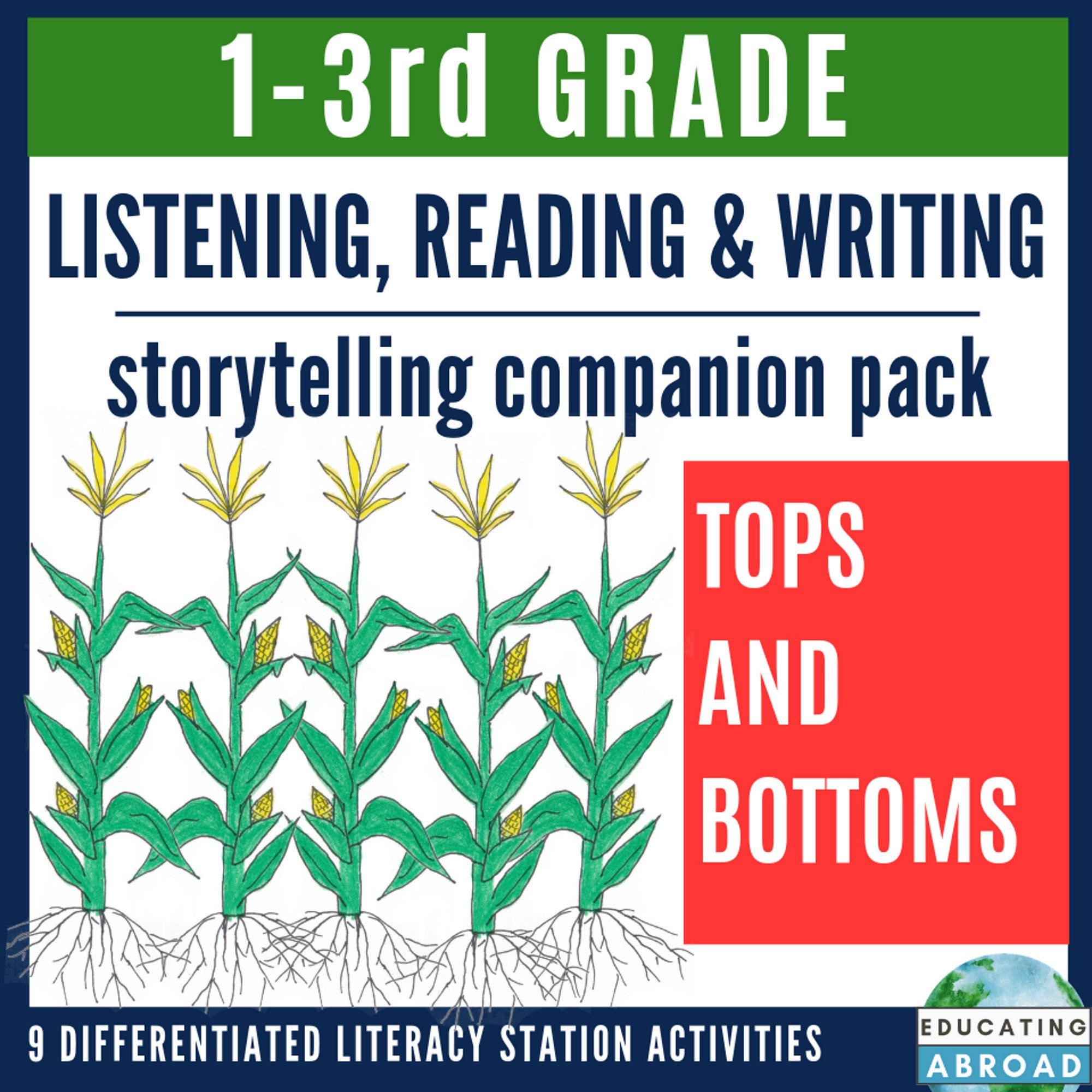 Reading And Writing For Grade 1 Grade 3 Daily 5 Tops And