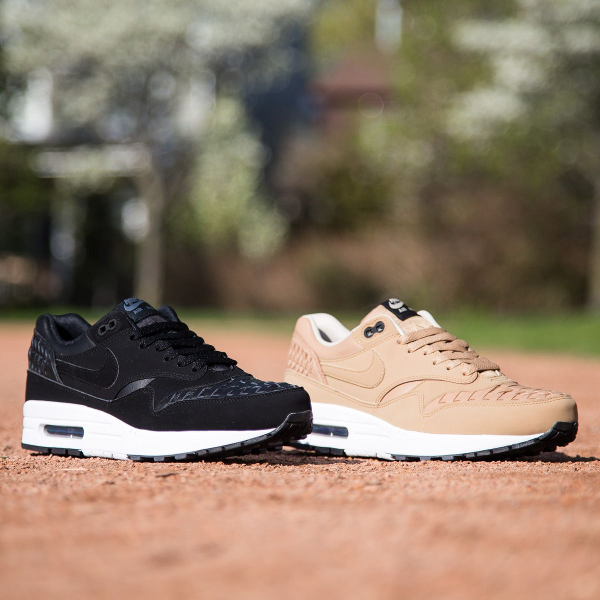 Nike Air Max 1 Woven   HAVEN