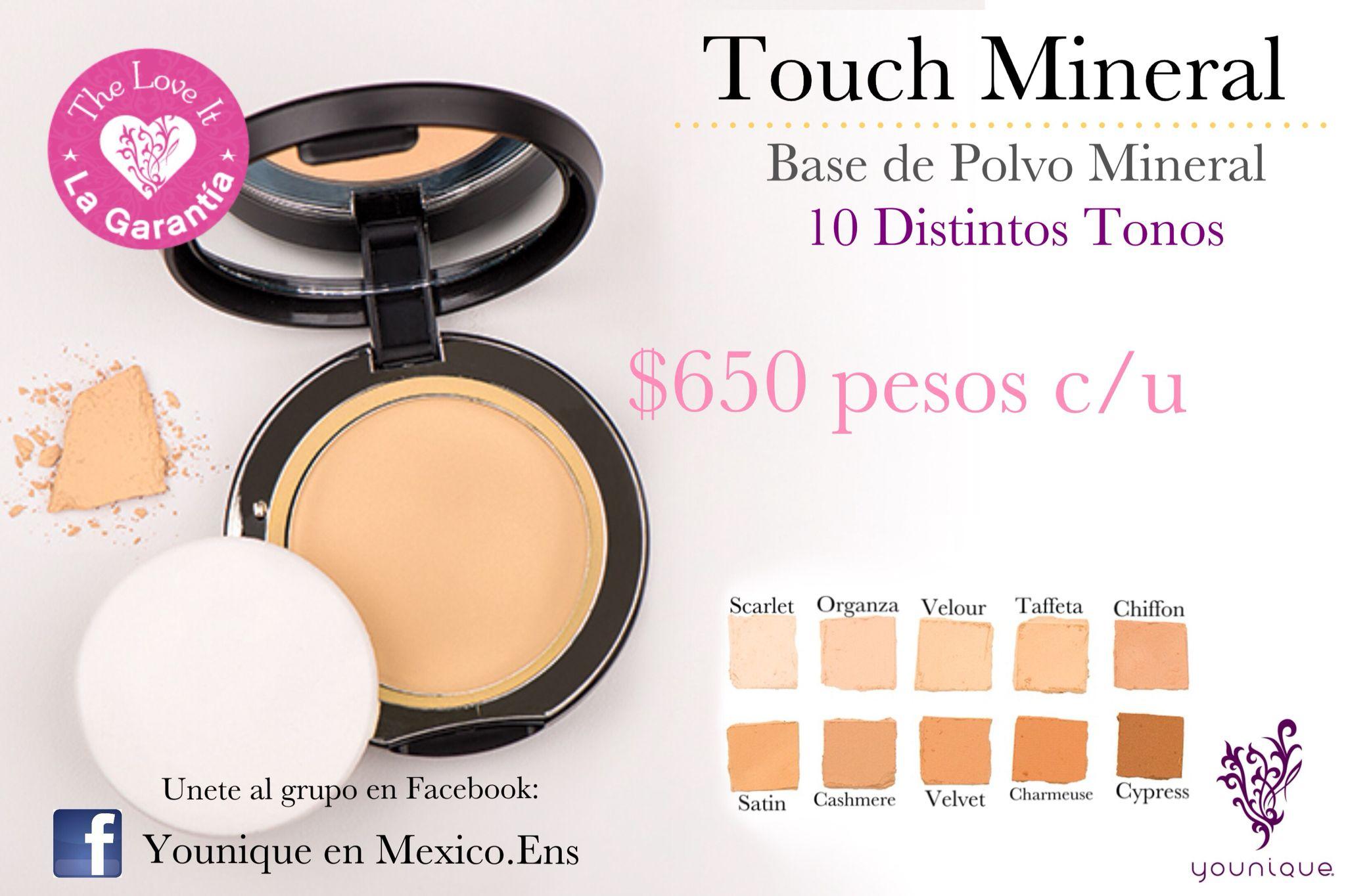 554c4d35d Polvo compacto | Younique en Mexico.Ens | Younique y Beauty