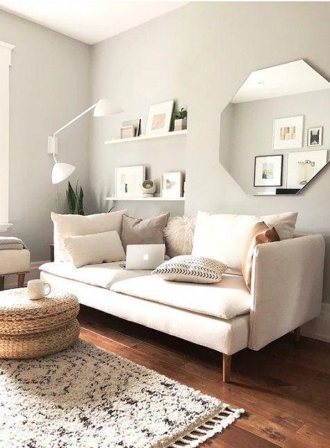 Ikea Small Living Room Design Ideas: 48 Coolste IKEA Wohnzimmer-Hacks