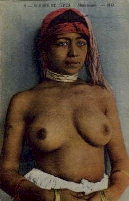 ethnic nude Natural