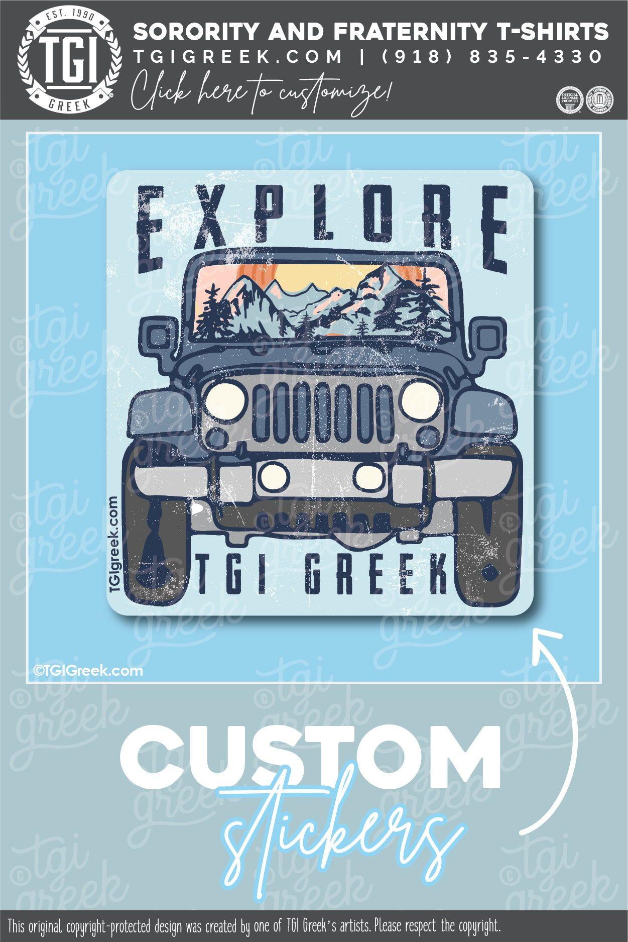 Tgi Stickers Explore Stickers Design Library Tgi Greek Fraternity Shirt Design Sorority And Fraternity Fraternity Tshirts [ 1875 x 1251 Pixel ]