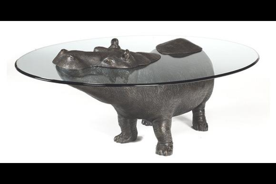 Hippo Coffee Table Design Pinterest - Hippo coffee table