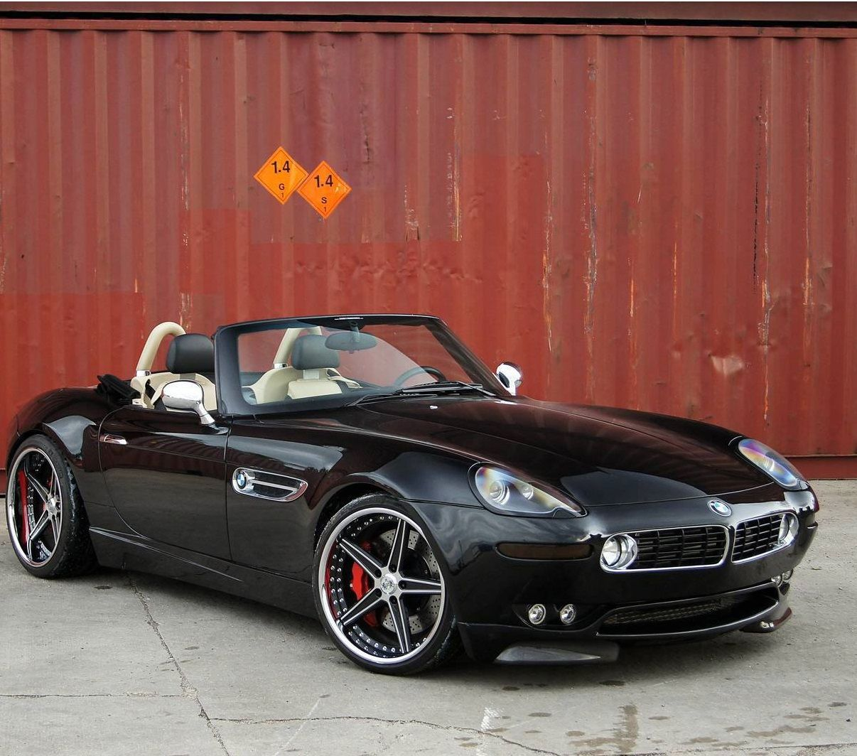 Bmw Z3 Classic Car: BMW Z8 G-Power 888 HP Bi-Supercharged.
