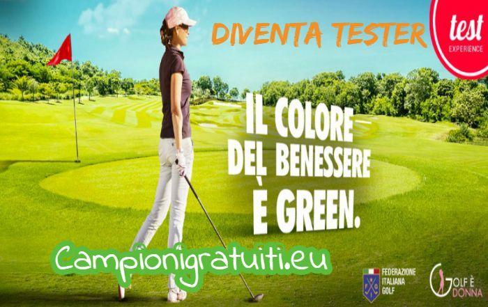 Diventa Tester Lezione di golf con Mamma Che Club