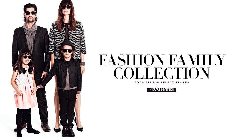 Future fam fashion family fashion collection