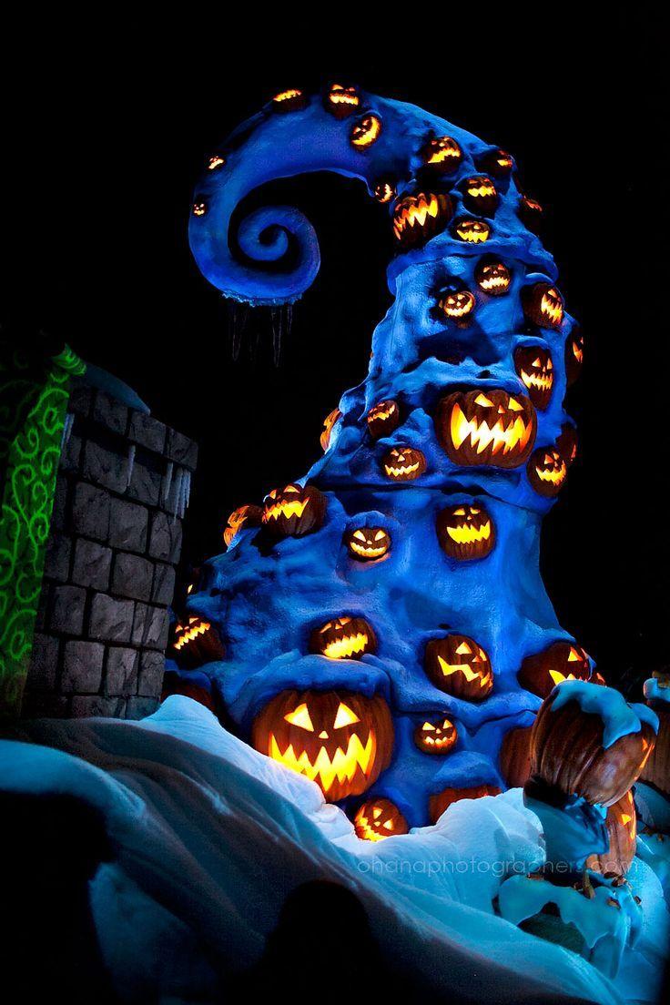 Nightmare Before Christmas Disneyland Halloween Halloween Wallpaper Nightmare Before Christmas