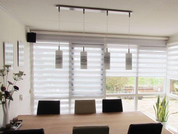 Vojtsek | Raamdecoratie Woonkamer Folie in Woonkamer Inrichten Met ...